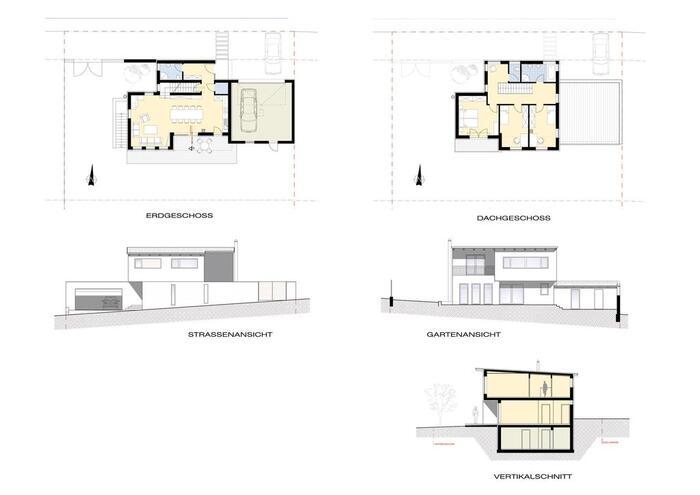 Haus CS, CAD